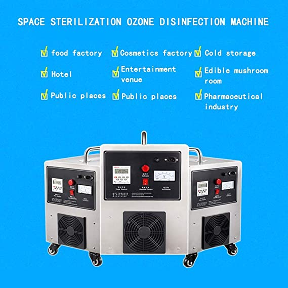 LQQ 220V 30 G De Ozono Comercial Infección por El Virus De La ...