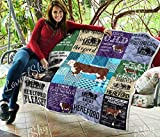 LoveofSky Hereford Bedding Quilt Throw Size - All