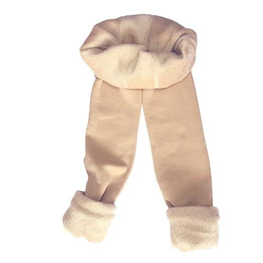 8d793429693b5f Womtop Winter Women Leggings Elastic Warm Thick Velvet Cashmere Fleece  Lined Thermal Stretch Leggings Pants Women