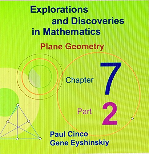 Chapter 07, Part 2: Similarity, Pythagorean Theorem, Special Right Triangles, Trigonometry of the Right Triangle (30 day rental)]()