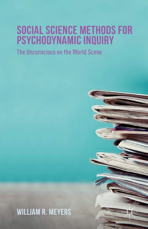 Social Science Methods for Psychodynamic