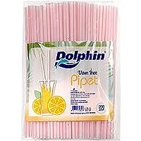 Kullan At Market TM-PPT-0060 Dolphin İnce Uzun Pipet