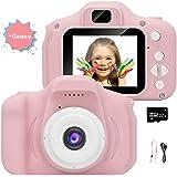 Caméra vidéo pour Enfants, vidéo HD 1080p / caméscope, écran LCD 2 Pouces, est livré avec Une Carte mémoire 32G-34