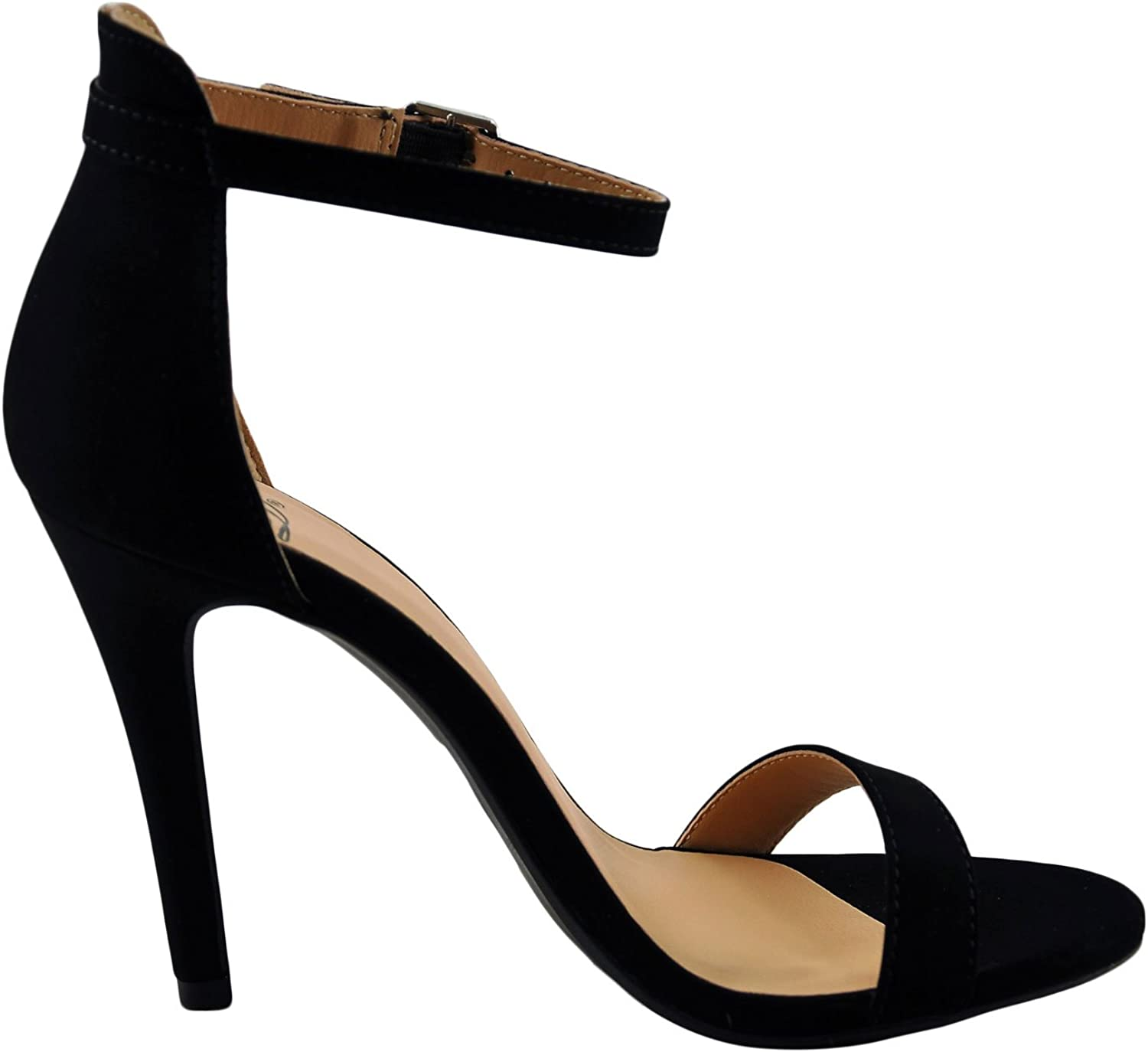 Delicious Tyrell Women's Open Toe Ankle
