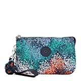 Kipling Creativity Xl Printed Pouch, Wtrclrrive