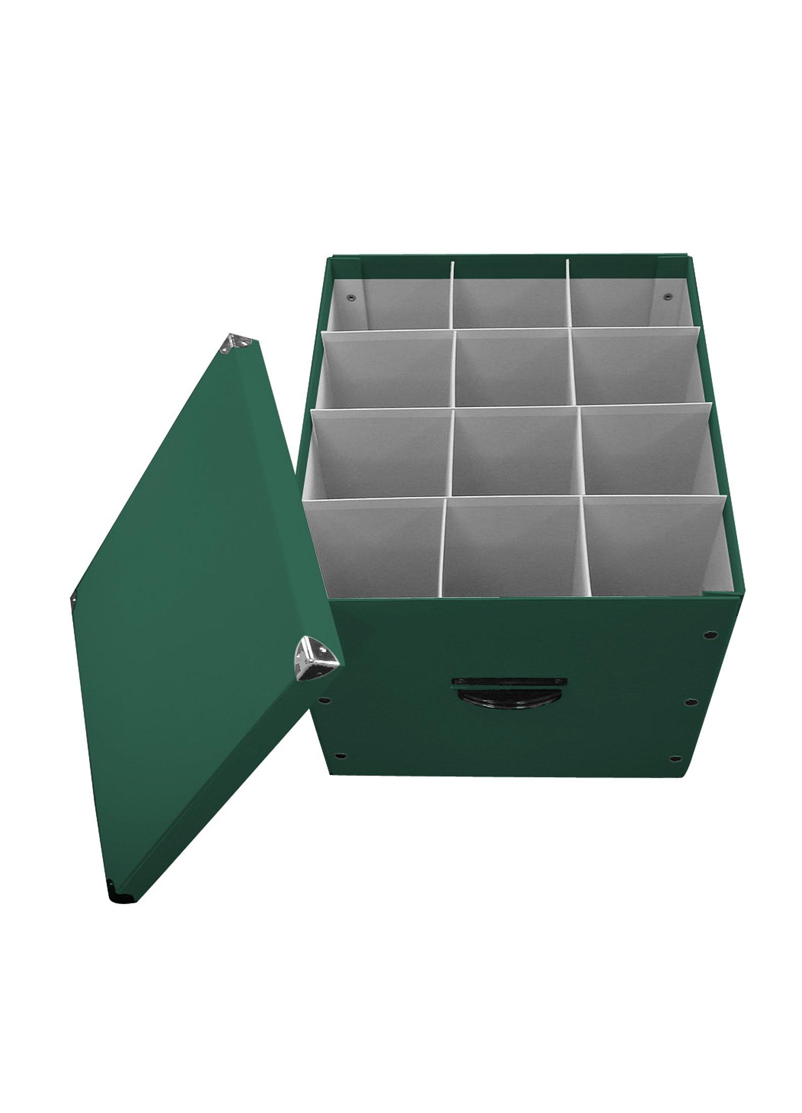 Byers' Choice Caroler Condo Figurine Storage Box #677