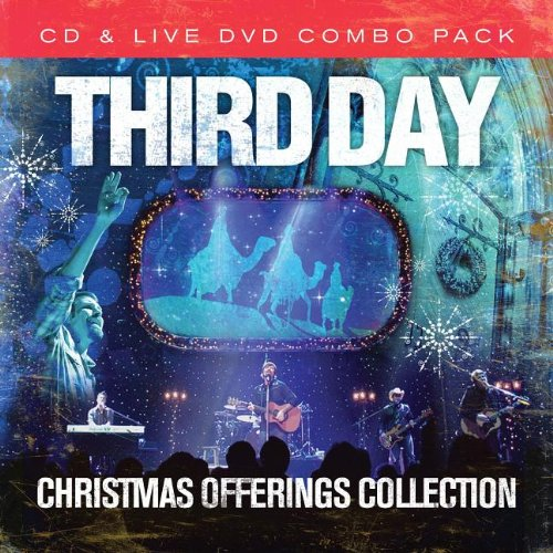 CD : Third Day - Christmas Offerings Collection (2PC)