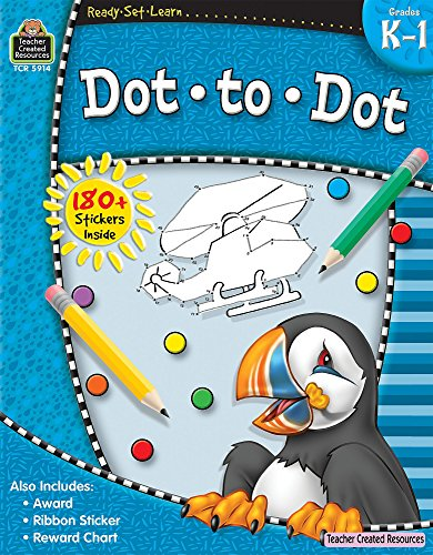 Ready-Set-Learn: Dot to Dot Grd K-1