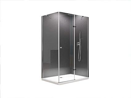 Box doccia entrata di curva doccia anna  cm mm