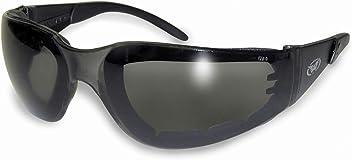 Gelb get/önt Schiessbrille mit EVA-Schaum Futter und bruchsicher anti og Linsen mit freiem Microfaser Aufbewahrungstasche.