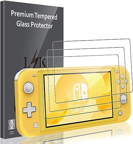 LK Protector de Pantalla para Nintendo Switch Mini Cristal ...
