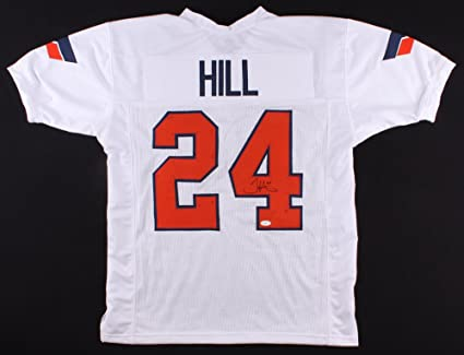 Image Unavailable. Image not available for. Color  Tyreek Hill Signed  Oklahoma State Cowboys Jersey ... 57dcff328