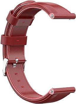 bracelet cuir nokia steel hr 36