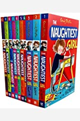 The Naughtiest Girl Books 1-10 Pack (The Naughtiest Girl Gift Books and Collections) by Enid Blyton (2015-11-17) Paperback