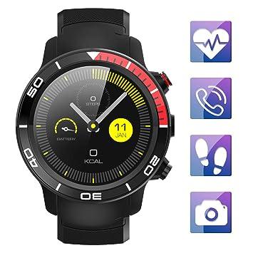 ZLI Health & Fitness Tracker Smartwatch con GPS/WiFi ...