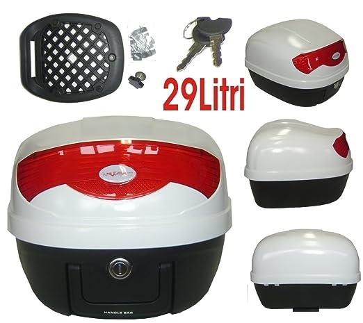23 opinioni per A della Pro Box gepa Eck Moto Scooter top case universale 29Lt 3,5kg. 2chiavi