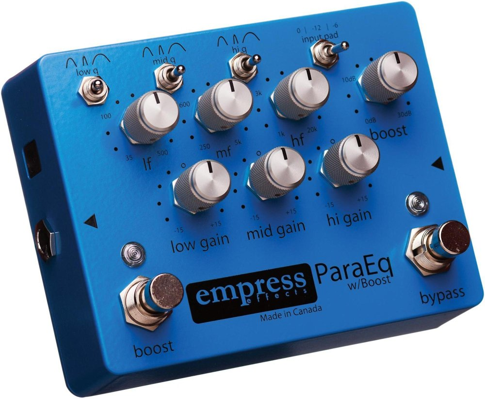 Empress ParaEq with Boost by Empress Effects (Image #2)