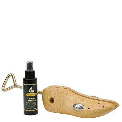 b2683326 Shoekeeper Wooden Shoe Stretcher and Stretch Spray Combo - Natural, Women's  Small, Size 4.5