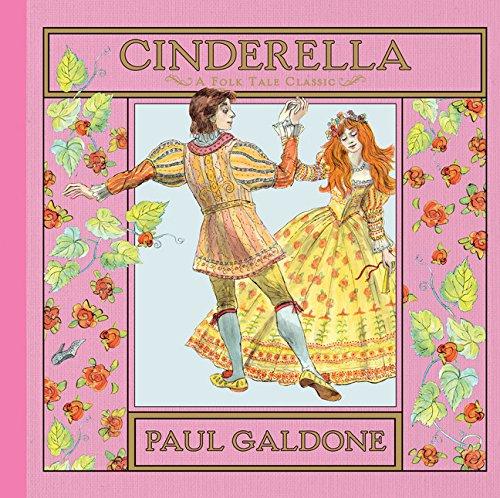 Cinderella (Folk Tale Classics)
