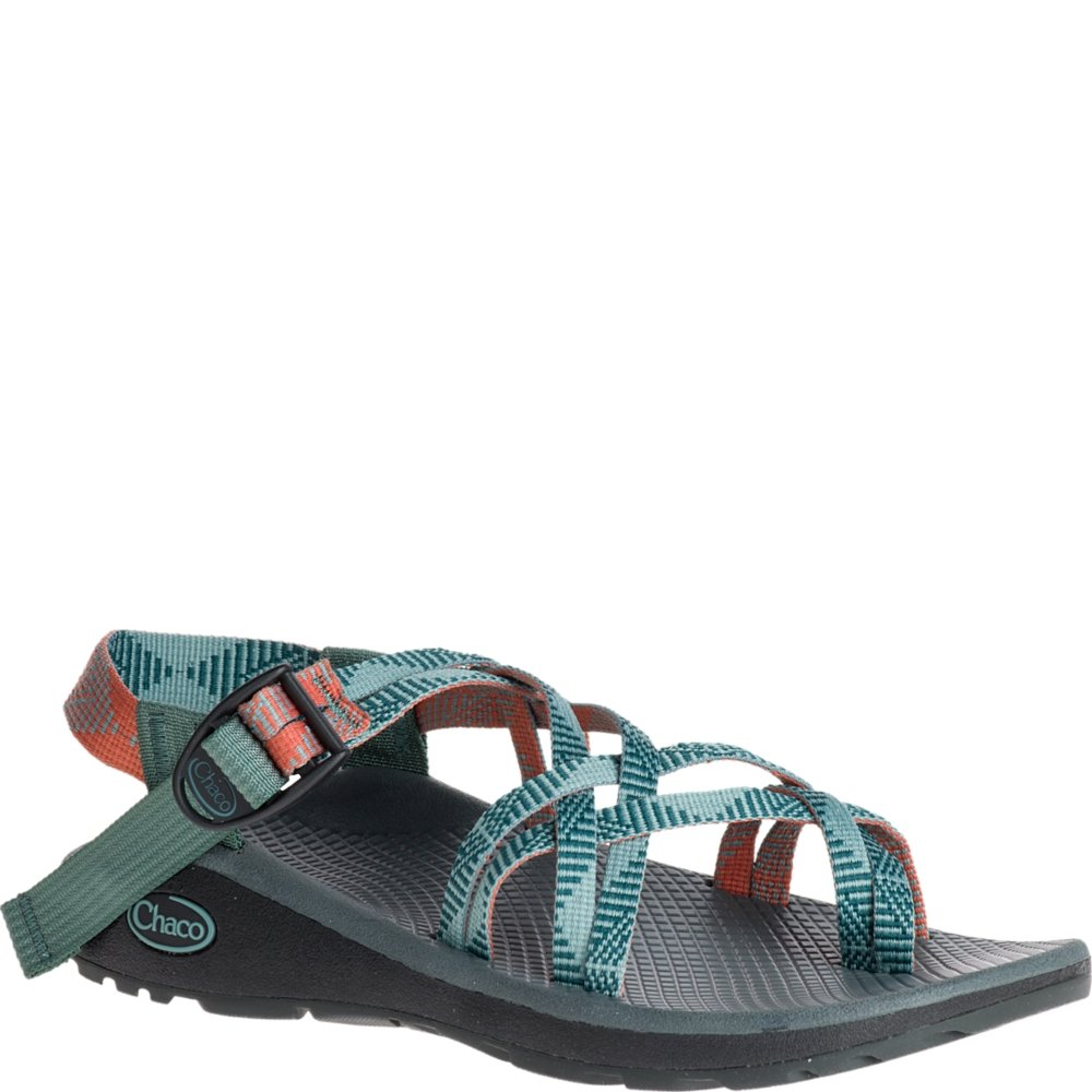 Chaco Women's Zcloud X2 Sport Sandal B01JDNKAUO 6 C(D) US|Rune Teal