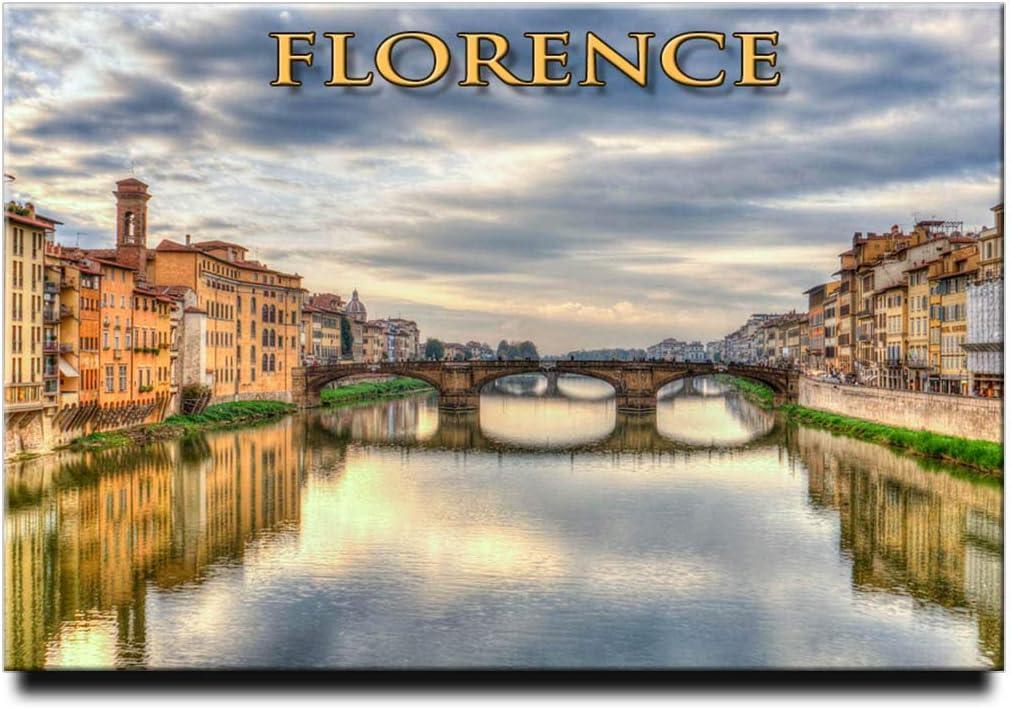 Florence Fridge Magnet Italy Travel Souvenir