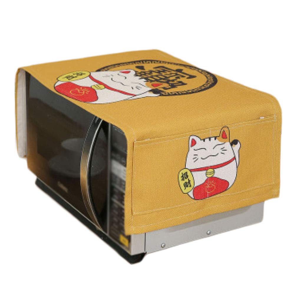 Luna - Funda para Horno de microondas Estilo japonés, Resistente ...