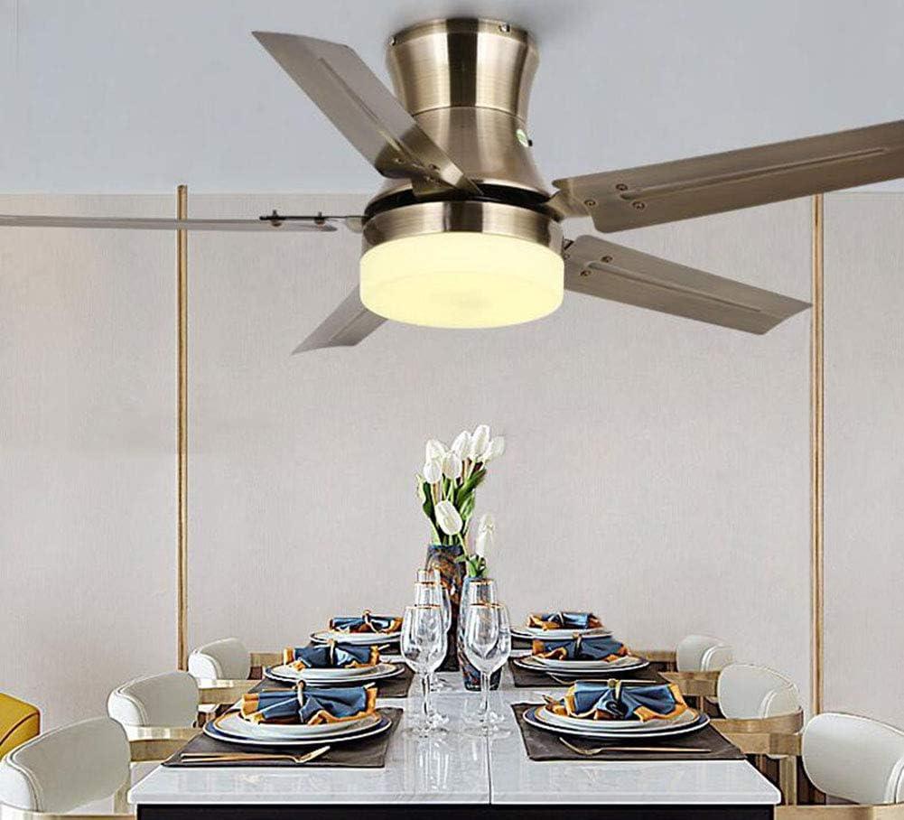 Ventilateurs de plafond avec lampe intégrée lustre Moderne