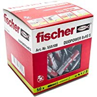 Fischer Taco Duopower 6X30 S / (Caja