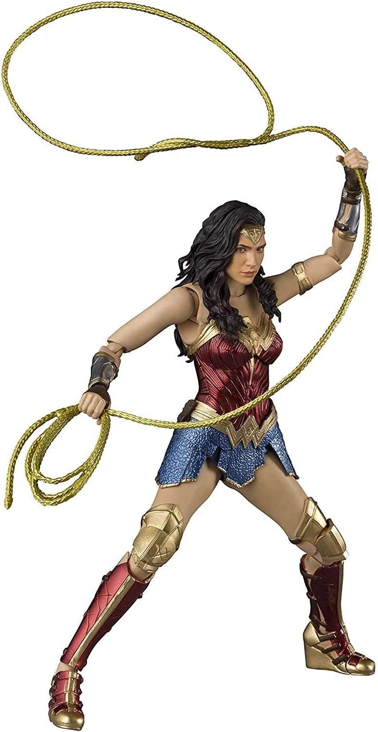 Wonder Woman 84: Wonder Woman WW84 PRE-ORDER Bandai S.H.Figuarts
