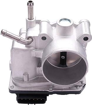 Throttle Body Assembly For Pontiac Vibe Base Toyota Matrix Corolla 1.8L New