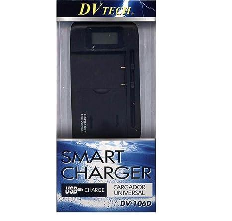 Cargador Universal de Bateria: Amazon.es: Electrónica