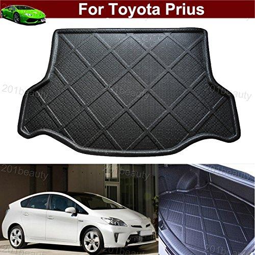 Toyota Prius Cargo (1pcs Black Color Car Mat Car Boot Pad Carpet Trunk Cargo Mat Cargo Liner Floor Mat Molded Cargo Tray Custom Fit For For Toyota Prius 2008 2009 2010 2011 2012 2013 2014 2015)
