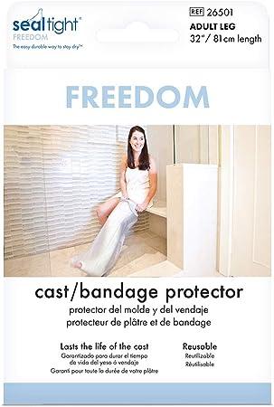 Amazon.com: Protector Brownmed para venda y yeso, de cierre ...
