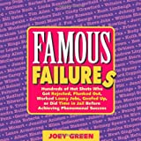 Famous Failures, Joey Green, 0977259021