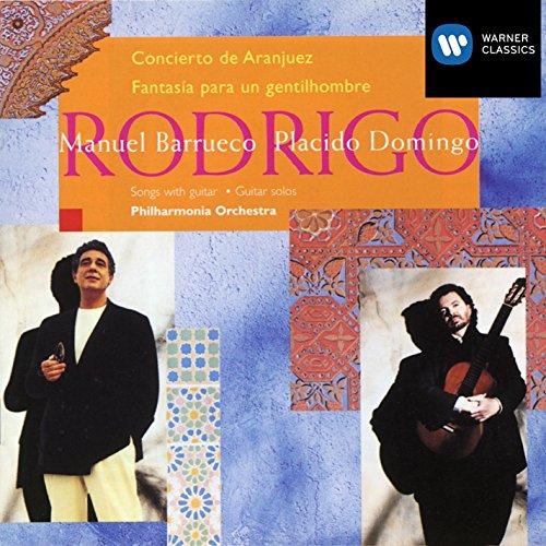 (Rodrigo: Concierto de Aranjuez/ Songs for Tenor & Guitar)