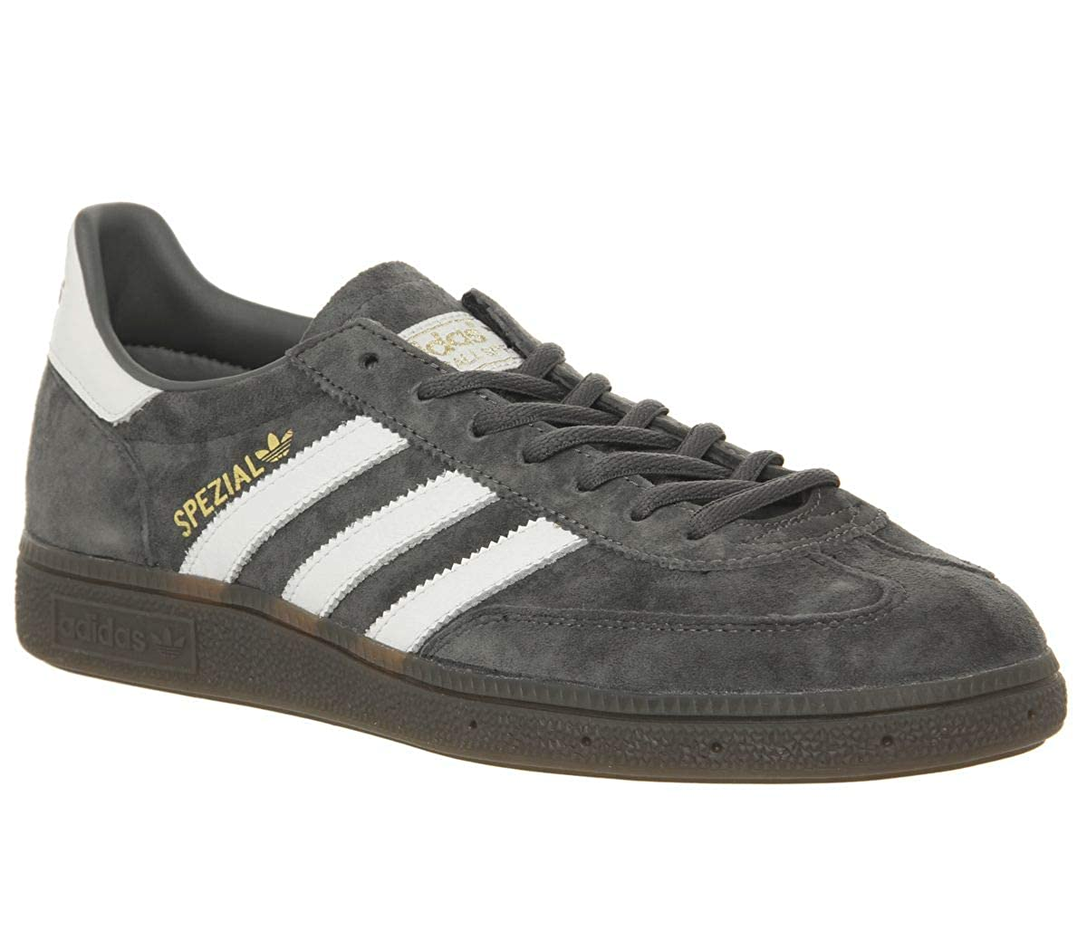 gris (Gricin Ftwbla Gum5 0) adidas Handball Spezial, Chaussures de Fitness Homme 45 1 3 EU