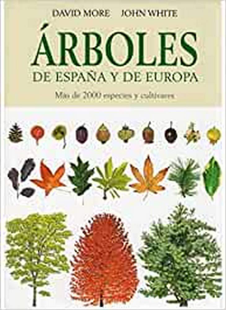 ARBOLES DE ESPAÑA Y DE EUROPA GUIAS DEL NATURALISTA-ARBOLES Y ARBUSTOS: Amazon.es: MORE, D., WHITE, J.: Libros