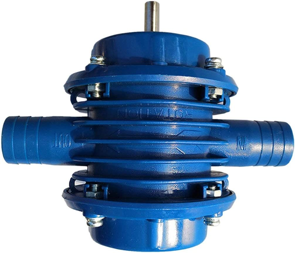 transferencia de agua bomba de taladro el/éctrica manual Mini bomba centr/ífuga port/átil autocebante