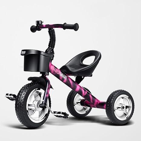 DACHUI Carrito de bebé 2-5 años, moto, bicicleta infantil ...