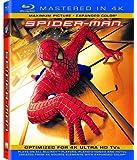 Spider-Man (Mastered in 4K) (Single-Disc Blu-ray + UltraViolet Digital Copy)