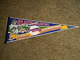 VINTAGE PHANTOM ATLANTA BRAVES 1991 WORLD CHAMPIONS BASEBALL PENNANT MINT