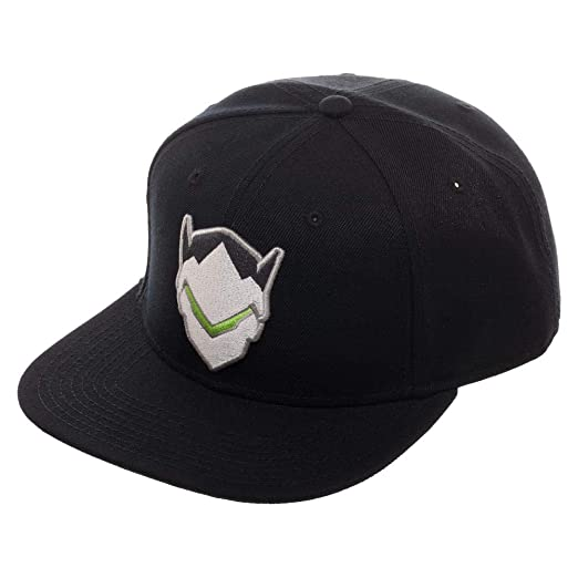 Image Unavailable. Image not available for. Color  Overwatch Genji Snapback  Hat 67b734cf2cad