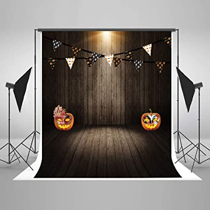 amazon com happy halloween backdrops for photography 10x10 black