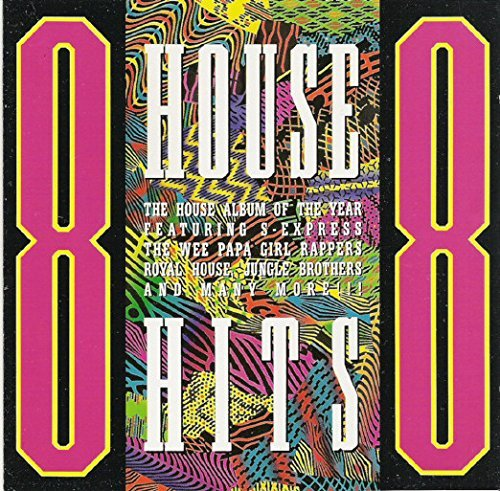 house hits 88 cd covers