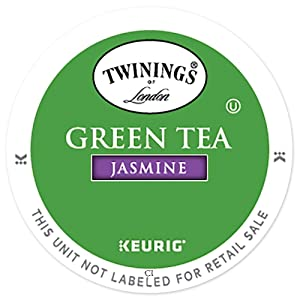 Twinings Keurig Jasmine Green Tea 12Ct