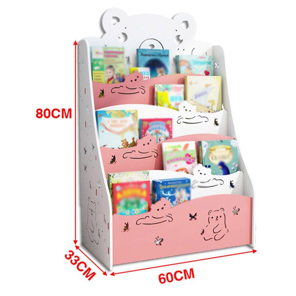 Xi Man Shop Estantería de niños de Dibujos Animados Niños ...