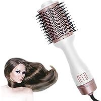 MYG Hot Air Brush - 1200 Watt AU Plug One Step Volimizer & Hair Dryer Brush - 5 in 1 Professional Salon Hair Brush…