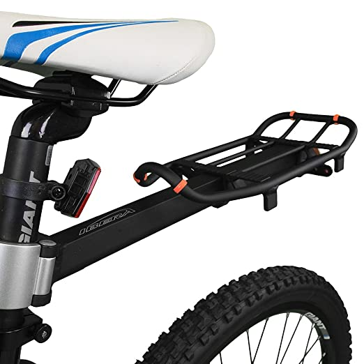 Ibera PakRak Mini Commuter para Bicicleta portaequipajes para Bicicleta: Amazon.es: Deportes y aire libre
