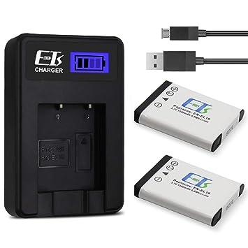 Coolpix s7000 Batería de repuesto batería para Nikon Coolpix s5300