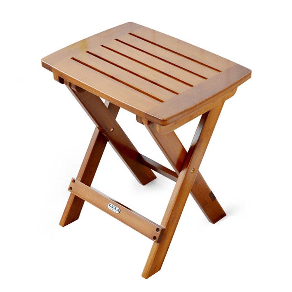 TH ソリッドウッド折りたたみテーブルバンブーシンプルなポータブル食卓小さなアパートデスク (サイズ さいず : S s) S s  B07FPD862M